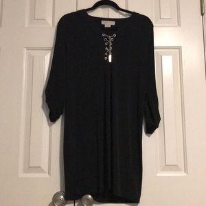 Black Michael Kors dress!
